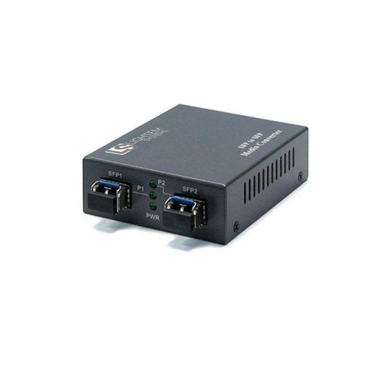 2.5G-Multirate-SFP-SFP-Converter