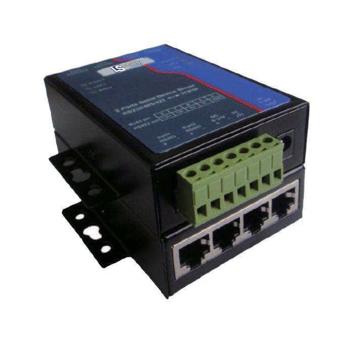 2Ch-RS232422485-to-TCPIP-Converter