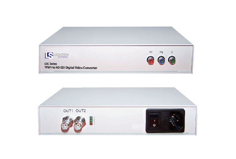 YPbPr-to-HD-SDI-Digital-Video-Converter