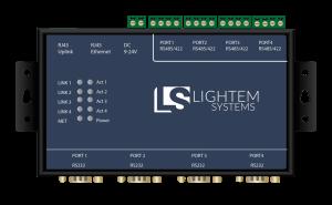 control data fiber 4CH 01